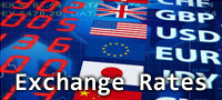 Latest Currency Exchange Rates